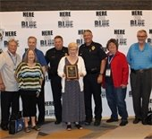 MCPAAA receives the award