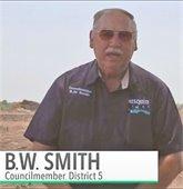 Councilman BW Smith