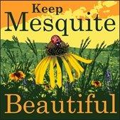 keep mesquite beautiful logo