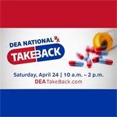 DEA National Takeback Day