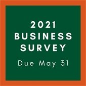2021 Business Survey due May 31