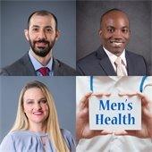 speakers for mens community health forum