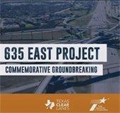 635 East Project Virtual Groundbreaking logo