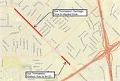 Gus Thomasson Road (IH 30 to Whitson Way and Santiago Drive to Maylee Boulevard) Road Rehabilitation Project