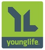 Mesquite Young Life logo - dark gray and green