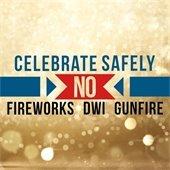 Celebrate Safely No Fireworks