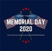 Memorial Day 2020 End the Streak