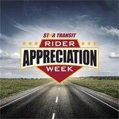 Star Transit Rider Appreciation Week