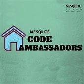 Mesquite code ambassadors logo