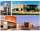 Renderings of future Urban Logistics Realty industrial park