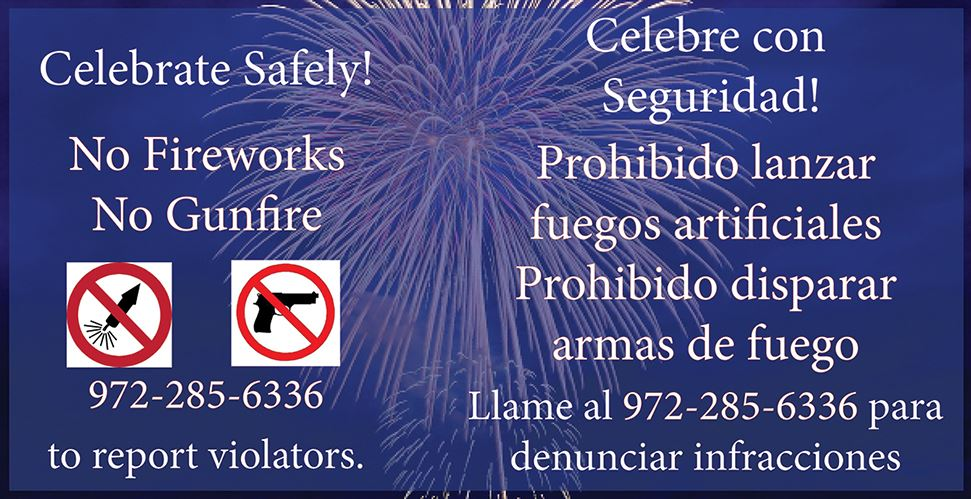 Celebrate Safely - City Webslide