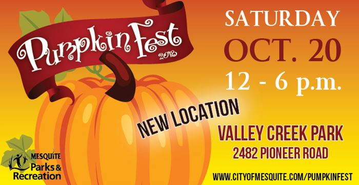 Image result for pumpkin fest valley creek park mesquite