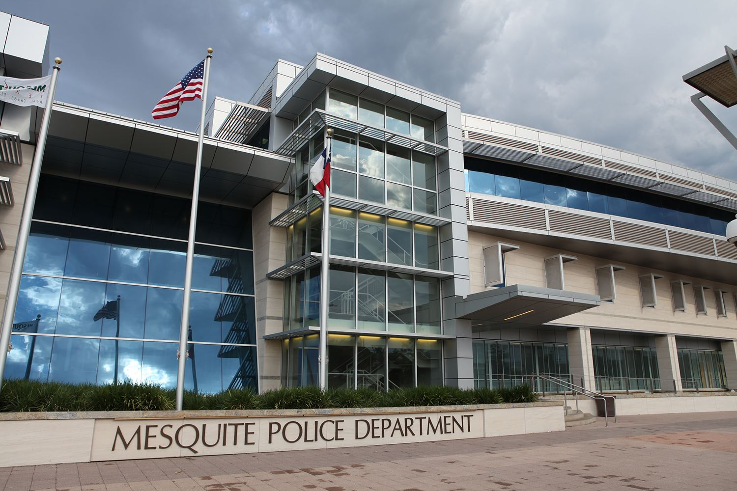 Mesquite Police Department-file photo