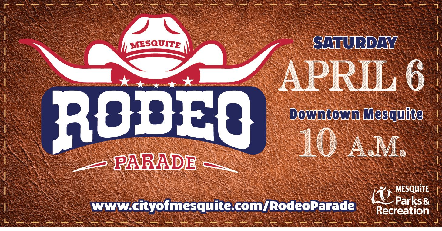Rodeo Parade advertisement