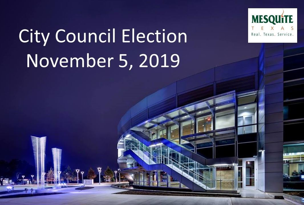 City Council Election