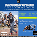 2019 After School Hip HOp Session Instagram