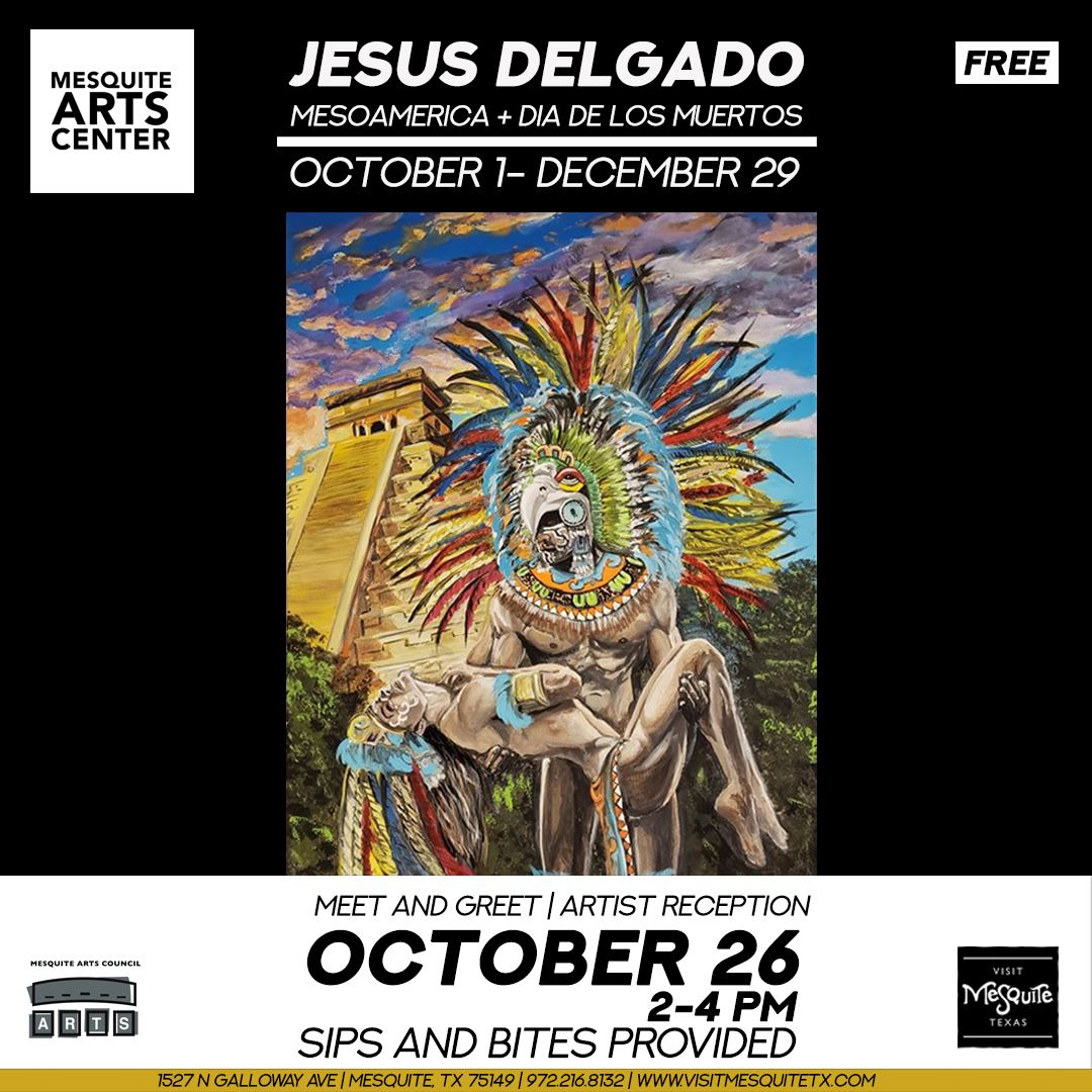 2019.10.1 through 2019.12.29 Jesus Delgado Artist Exhbition Instagram