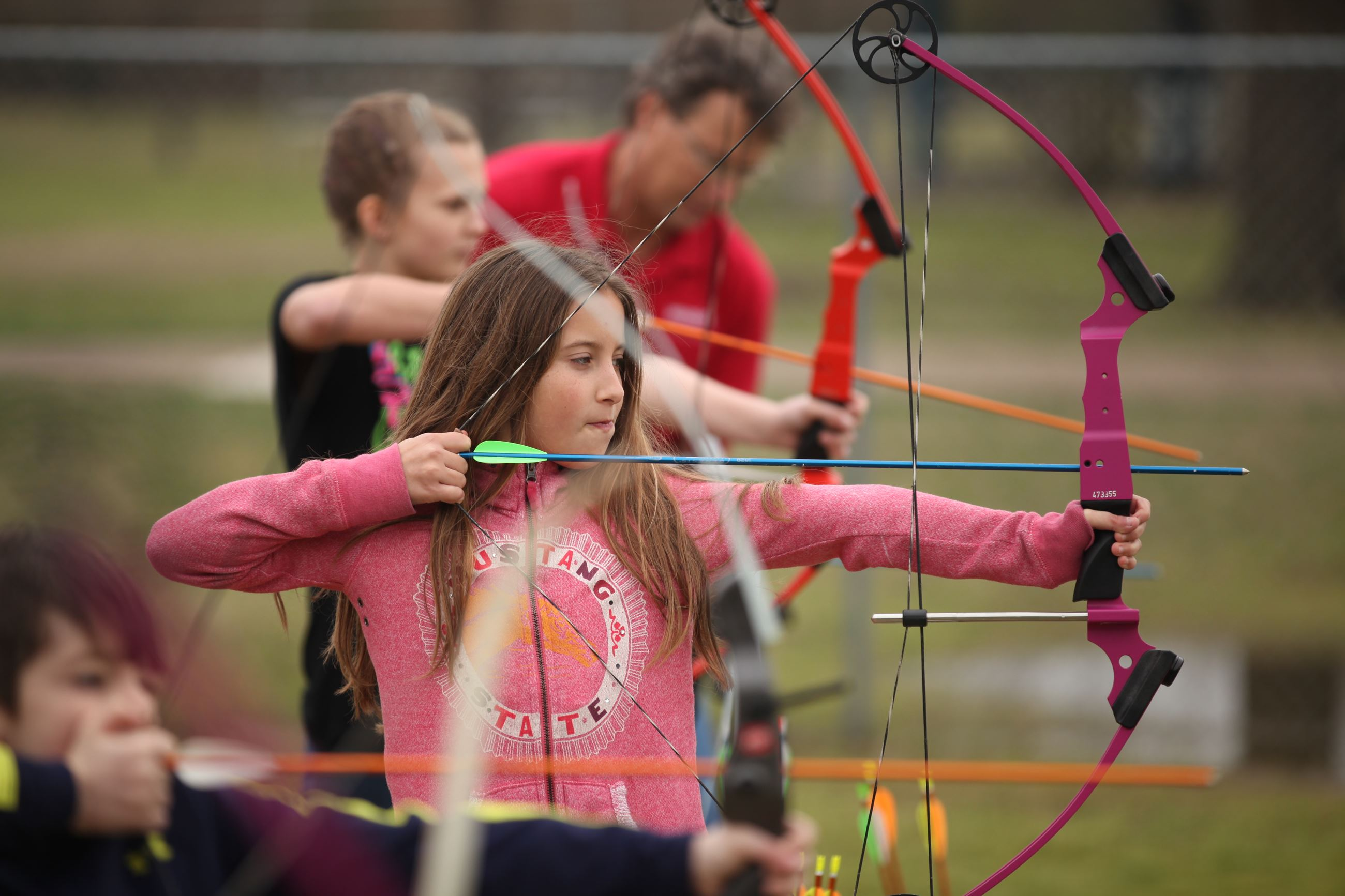 Archery Spring Break Camp 2015