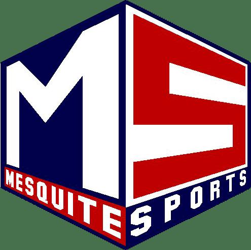 Mesquite Sports Logo (Color)