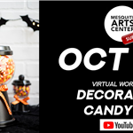 2020.10.21 Decorative Candy Jar