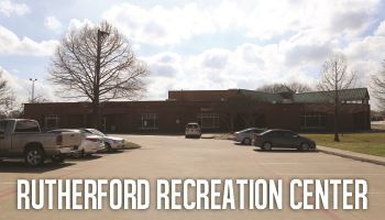 Rutherford Recreation Center Graphic