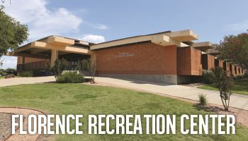 Florence Recreation Center Graphic