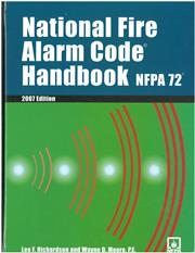 NFPA 72 - National Fire Alarm Code 2007 edition