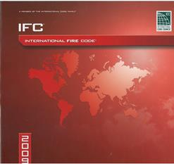 International Fire Code 2009 edition