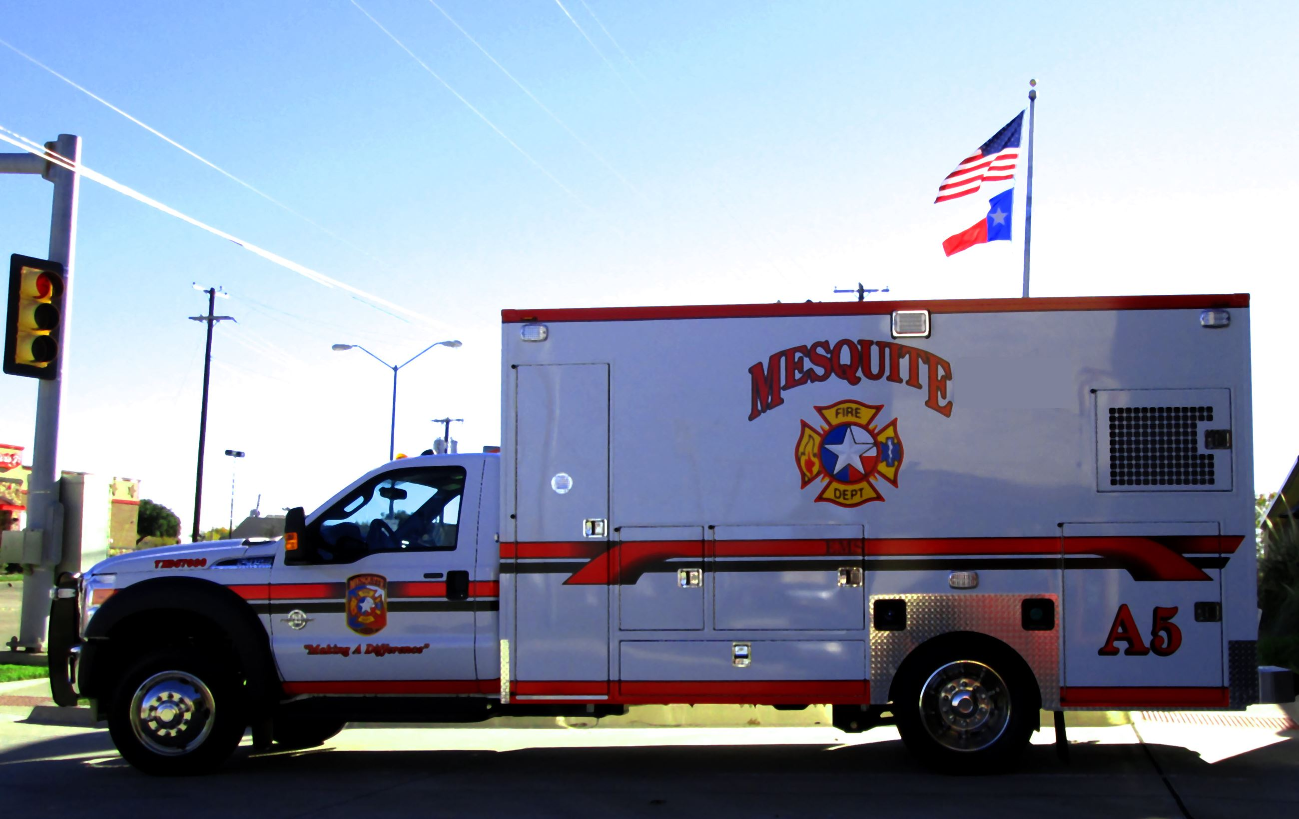 The Fire and EMS Package