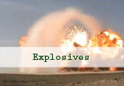 Live explosion - Explosives