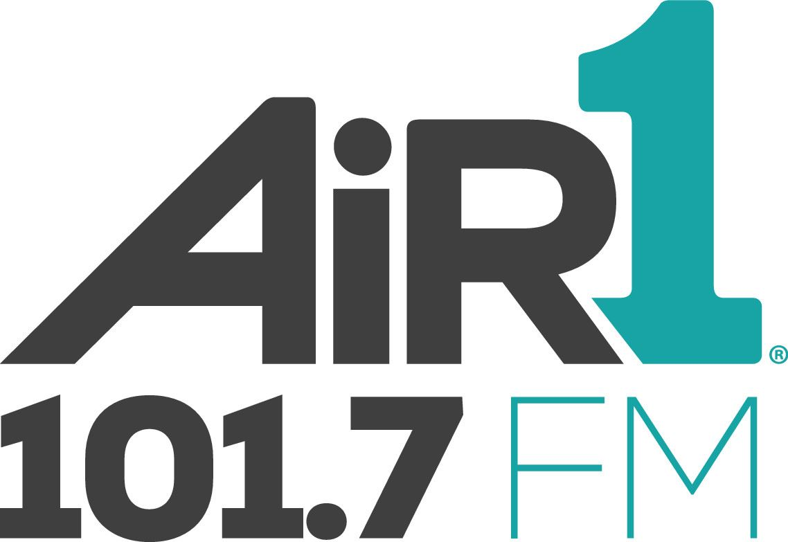 Radio Air1 101.7 Logo