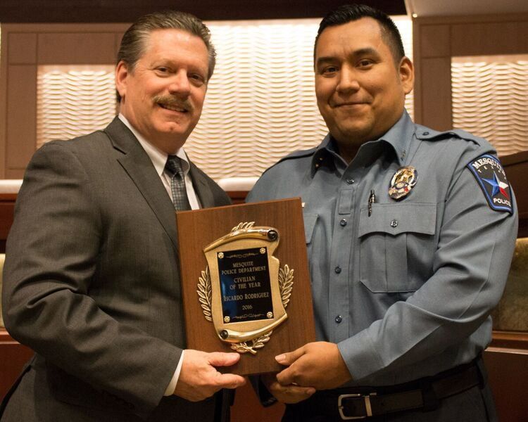 Civilian of the Year - R Rodriguez