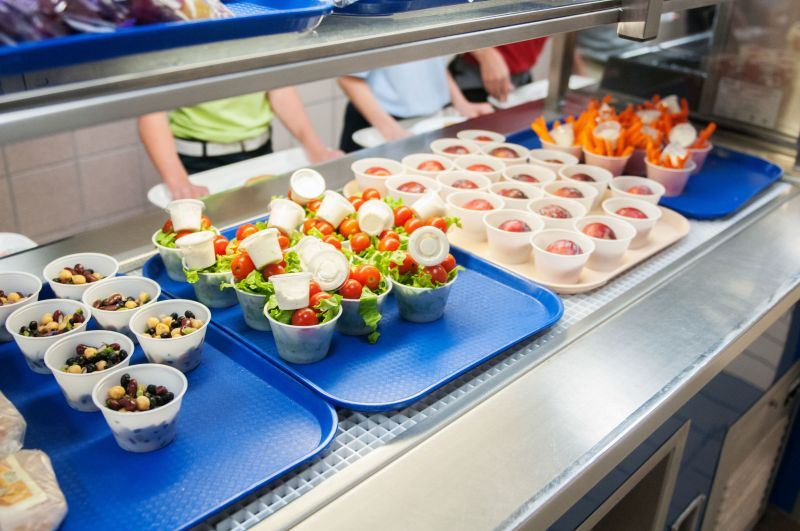 MISD food program