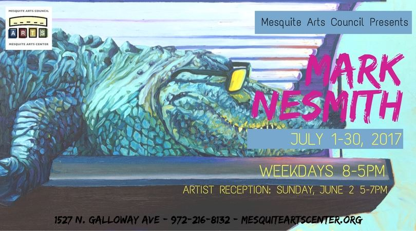 Mesquite Arts Council Presents (9)