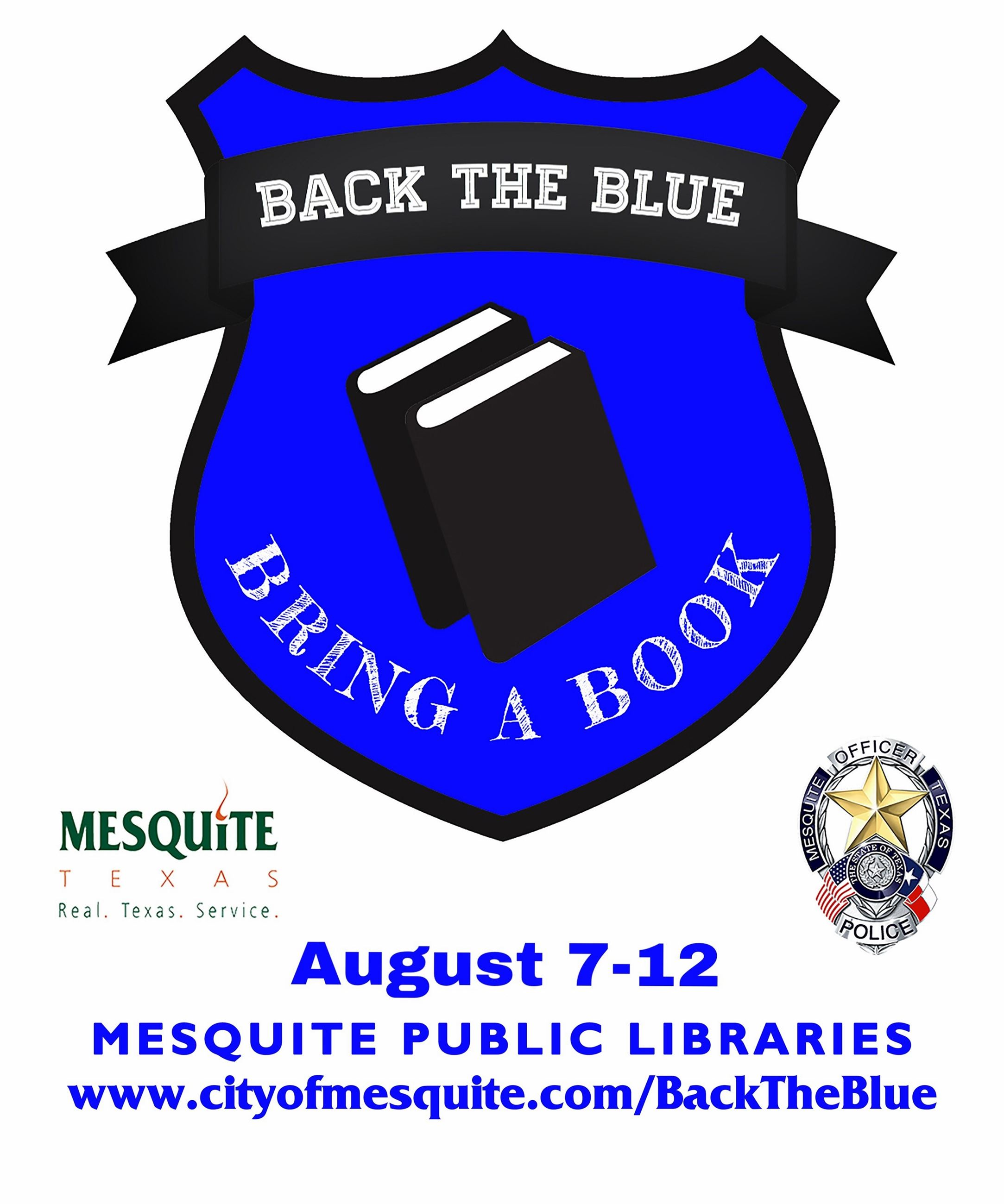 Back the Blue Bring a Book (2500x3000)