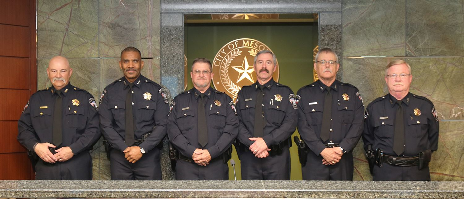 4-30-15 City of Mesquite Municipal Court Marshals