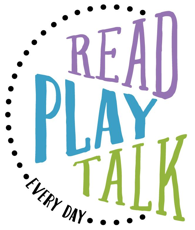 Read Play Talk Logo