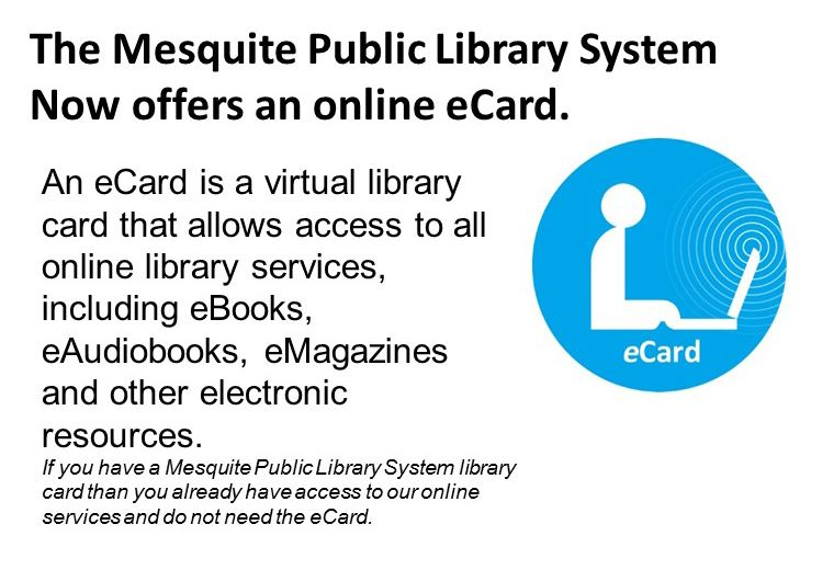 eCard available at the library