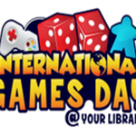 International Game Day at the Library