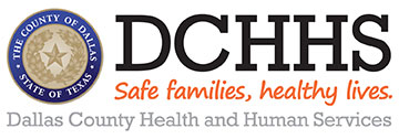 Dallas County Health and Human Services logo
