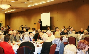 Mesquite Volunteer Luncheon